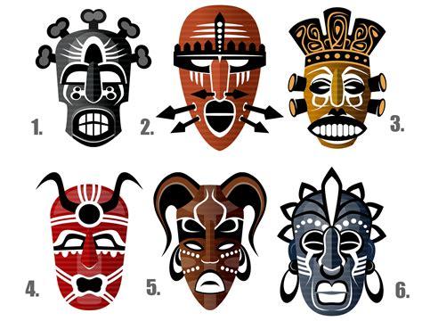 dzivei.eu - Šamaņu tests. Izvēlies afrikāņu masku un ...