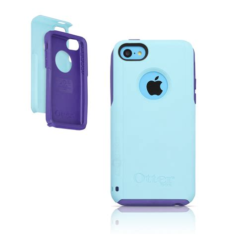 iphone 5c otterbox otterbox commuter iphone 5c aqua blue purple