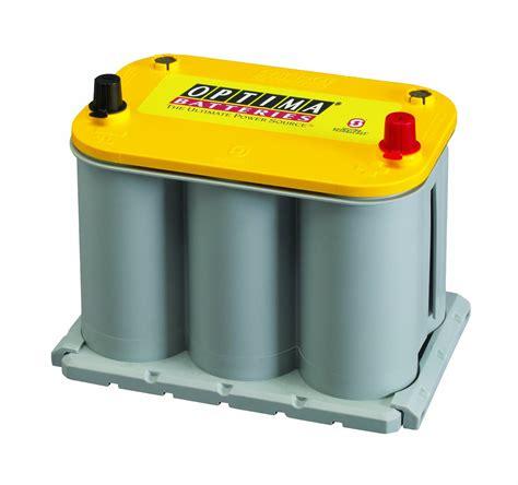 Best Car Battery: Optima 8040-218-FFP YellowTop Car Battery