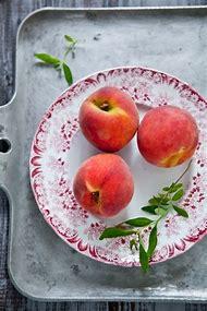 Georgia Peach Fruit