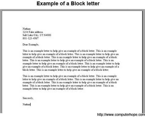 block letter formats word excel templates