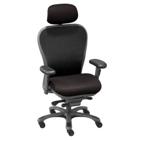 cxo mesh high back ergonomic chair w headrest