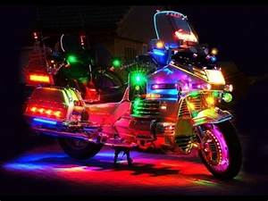 Goldwing Light Parade Scarborough 2015