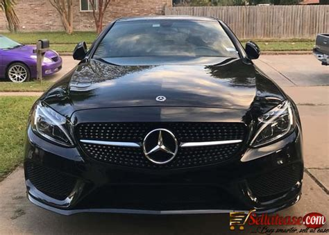 C300 4matic sedan model year: Brand new 2018 Mercedes-Benz C300 4matic for sale in Ni — Sell At Ease Online Marketplace| Sell ...