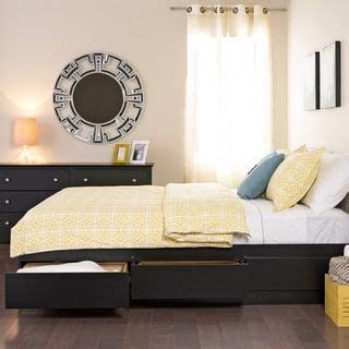 ideas  storage bed queen  pinterest