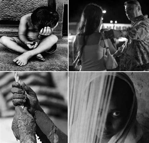 la lucha contra la trata de personas