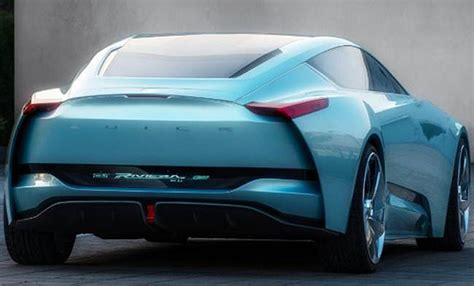2018 Buick Riviera Review And Design