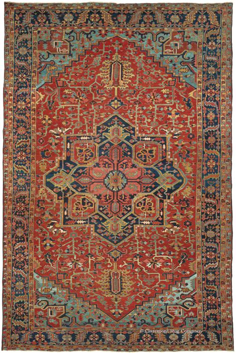 antique rugs for of antique heriz rugs claremont rug company