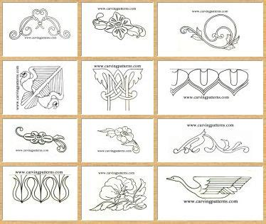 beginner wood carving patterns  woodworking projects