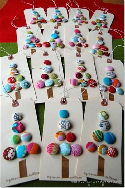 christmas crafts name tags for gifts dump a day