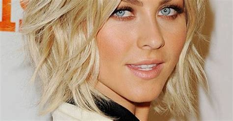 Medium Inverted Shaggy Bob Hairstyles For Oval Faces