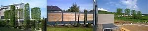 Garten Sichtschutz Modern : sichtschutzkonzepte ~ Michelbontemps.com Haus und Dekorationen