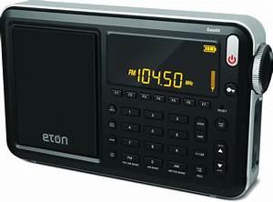 Eton Ngwsatb Satellit Am  Fm With Rds And Shortwave Radio