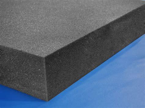solid charcoal foam base foam  mail