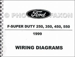 1999 Ford F250 Super Duty Trailer Wiring Diagram