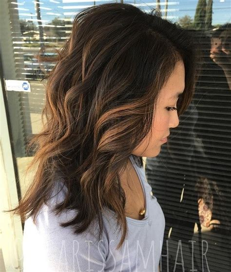 light brown highlights on brown hair 60 hairstyles featuring brown hair with highlights