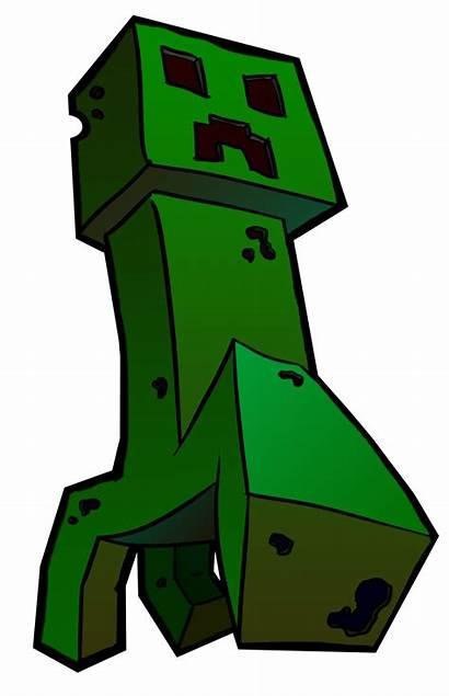 Creeper Minecraft Clipart Deviantart Downloads Drawings Favourites