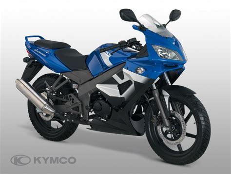 Kymco Image by Kymco Kymco Quannon 125 Moto Zombdrive