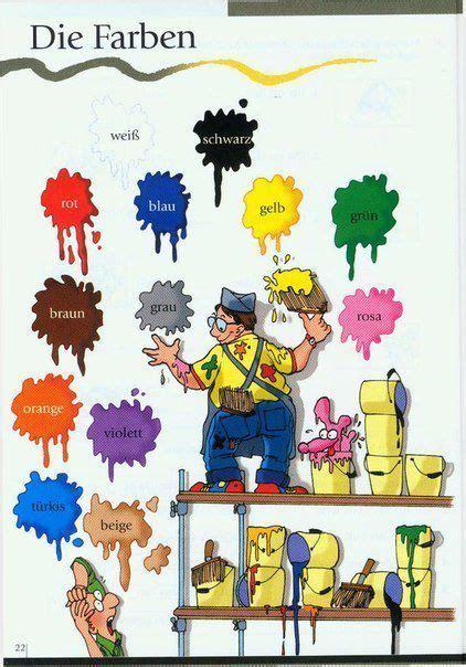 le anschließen farben die farben farben deuts
