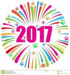 2017 Happy New Year Clip Art