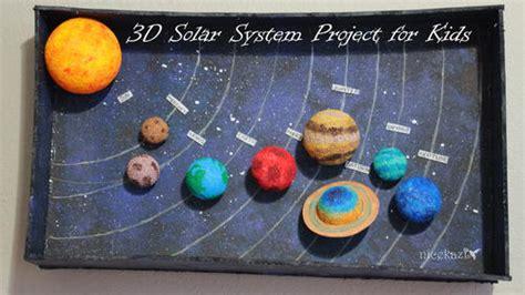 solar system project  kids favecraftscom