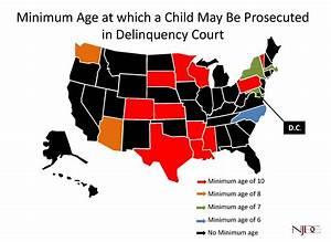Minimum Age for Delinquency Adjudication—Multi ...