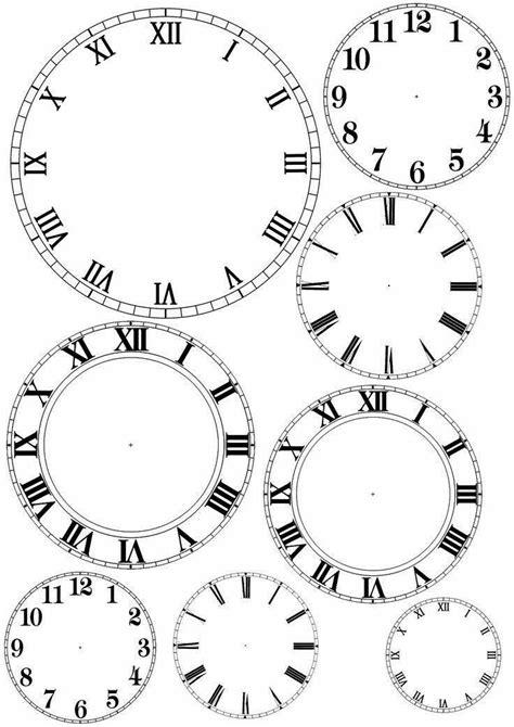 Die timeanddate.com world clock auf deutsch. ZiffernBlätter Vorlage   Silvester uhr, Basteln silvester ...