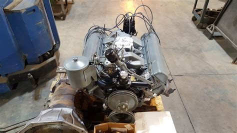 Cadillac Engine Rebuild Restoration