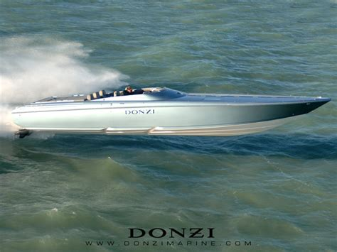 Boat On Miami Vice Movie by Donzi Steals The Show In The Miami Vice Movie