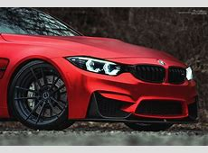 BMW F80 M3 Brixton matte red Carbon body kit Tuning 13