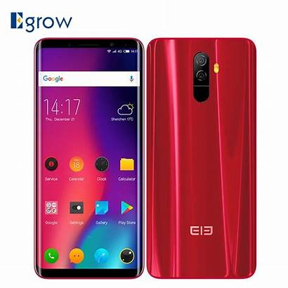 Phones Pro Elephone Android Cell Face Snapdragon