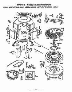 30 Briggs Stratton Engine Parts Diagram