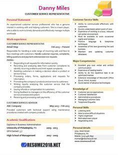 customer service resumes customer service cv resume skills sample resume templates