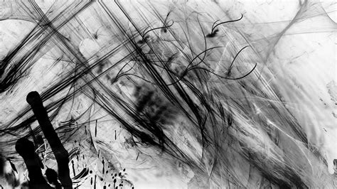Abstract Black And White Wallpaper Hd by Abstract Black White Spray Paint Contrast Wallpaper 8238