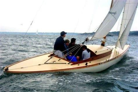 francis herreshoff  square metre sail boat  sale wwwyachtworldcom
