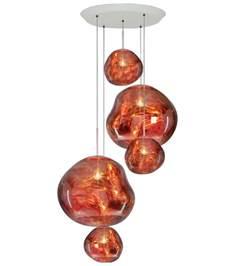 designer bathroom lighting melt tom dixon pendant system milia shop