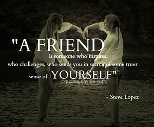 INSPIRATIONAL FRIENDSHIP Quotes Like Success