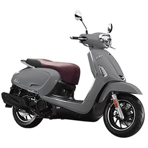 Like 150i Image by Kymco Like 150i Scooter