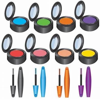 Makeup Clip Clipart Eye Eyeshadow Face Google
