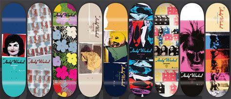 Supreme Skate Decks 2016 by Set Of 9 Supreme Andy Warhol Skateboard Decks Hepner