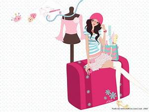 Fashion Girl : Naiad Fashion Illustrations (Vol.02 ...