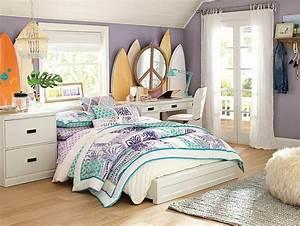 la chambre ado fille 75 idees de decoration With chambre bébé design avec plantes grasses d intérieur fleuries