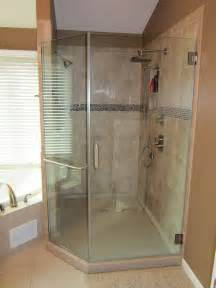 Corner Shower Pans tile shower with onyx base for the home pinterest