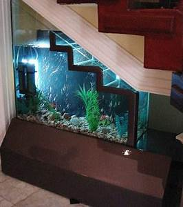 if it39s hip it39s here archives no room for an aquarium With fish tank designs for home