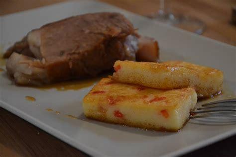 cuisine polenta polenta aux poivrons maëvab recette cuisine companion