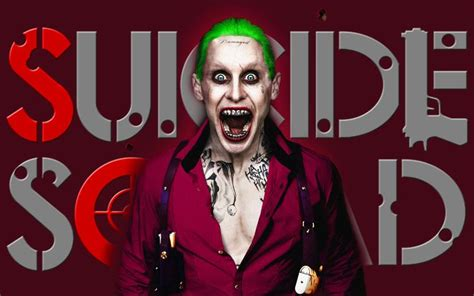 Suicide Squad Joker Hd Wallpaper