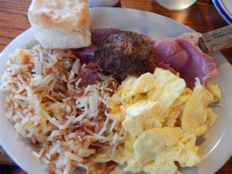meat lovers breakfast platter picture   country