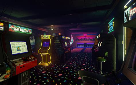 The Arcade Multiplayer Bar Of My Dreams ☆