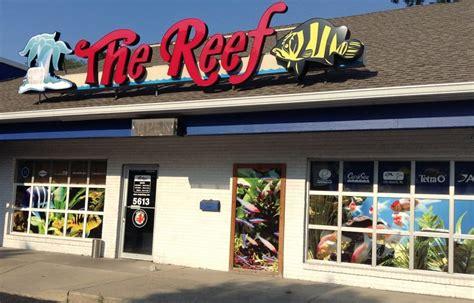 the reef aquarium shop pet stores sobro indianapolis
