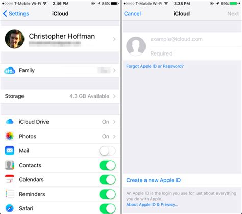 icloud login from iphone how to transfer contacts from an iphone to another phone